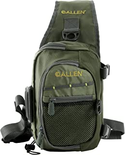 Allen Company, Daypack, Cedar Creek Sling Pack (Fishing Pack/Sling Backpack), Olive