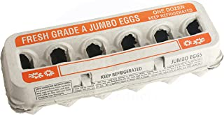 jumbo egg cartons