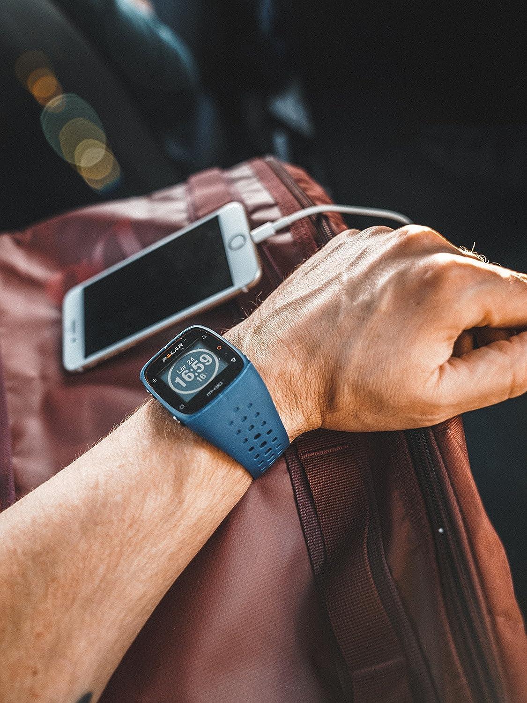 Polar - M430 - Montre running GPS avec suivi de la fréquence cardiaque - Test & Avis - Mon GPS Avis.fr