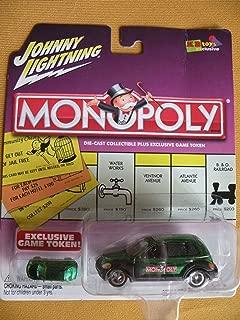 Johnny Lightning Monopoly North Carolina Ave. '01 Chrysler PT Cruiser