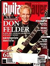 Guitar Player Magazine June 2019   Don Felder