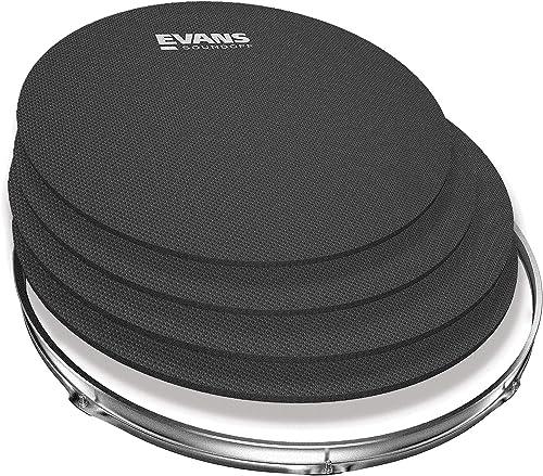 """Evans SO-2346 SoundOff Standard Pack de Sourdines 12""""/13""""/14""""/16"""""""