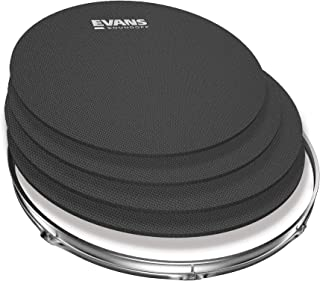 snare drum dampening device
