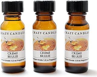 creme brulee fragrance oil