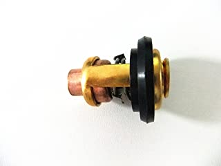 SouthMarine Thermostat for Yamaha 4-Stroke 2.5HP 4HP 8HP 15HP 30HP 40HP 50HP 60HP 70HP 80HP Outboard Motor 66M-12411-00-00 66M-12411-01-00 19300-ZW9-003