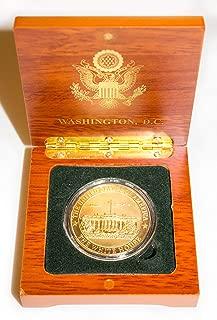 Presidential White House - Gold