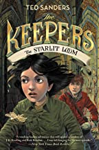 ted sanders the keepers book 4