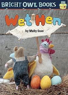 Wet Hen: Short vowel e (Bright Owl Books)