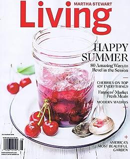 Martha Stewart Living [US] July - August 2019 (単号)