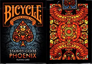 Best Bicycle Stained Glass Playing Cards of 2020 – Top Rated & Reviewed