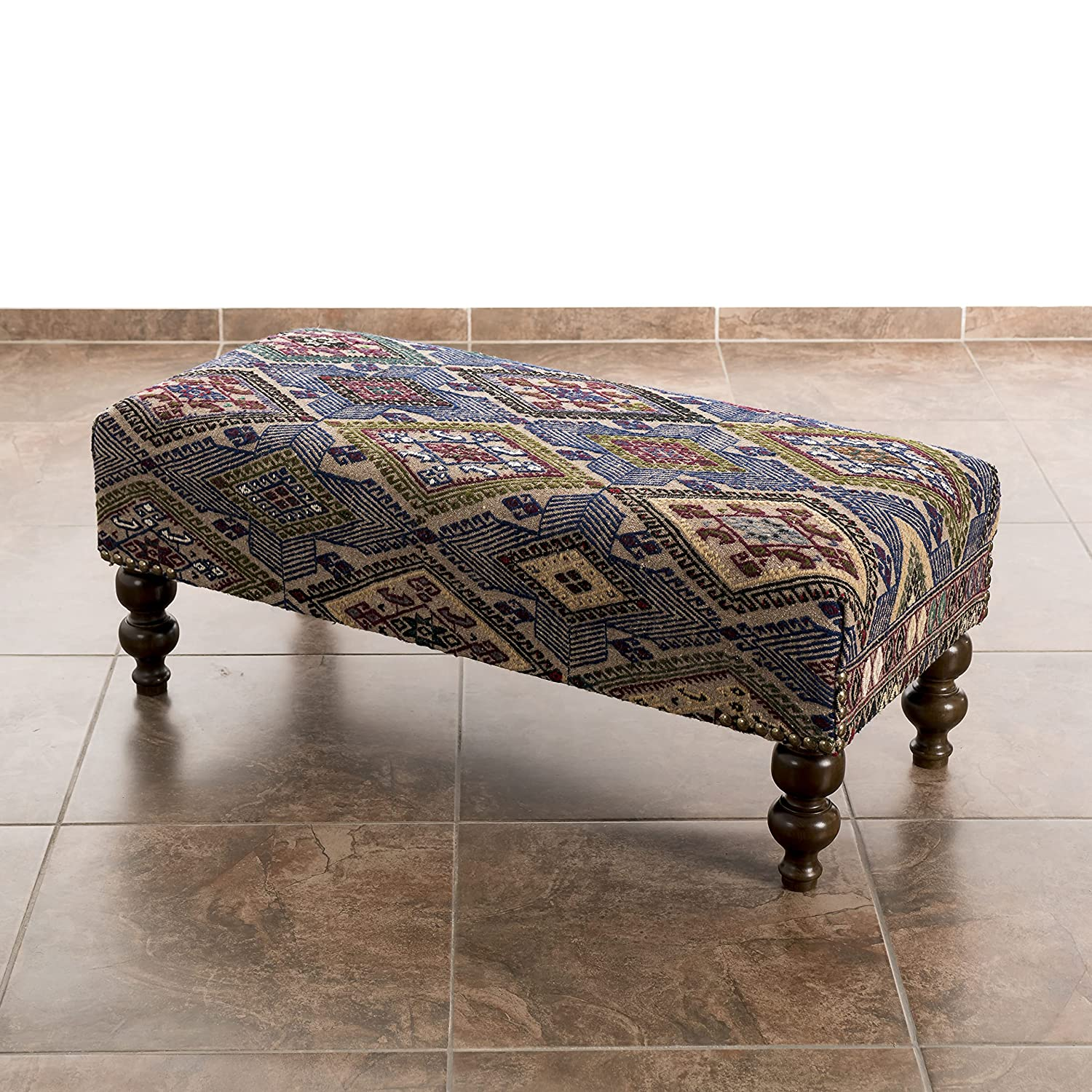 Detroit Mall Ottoman - outlet Coffee Table