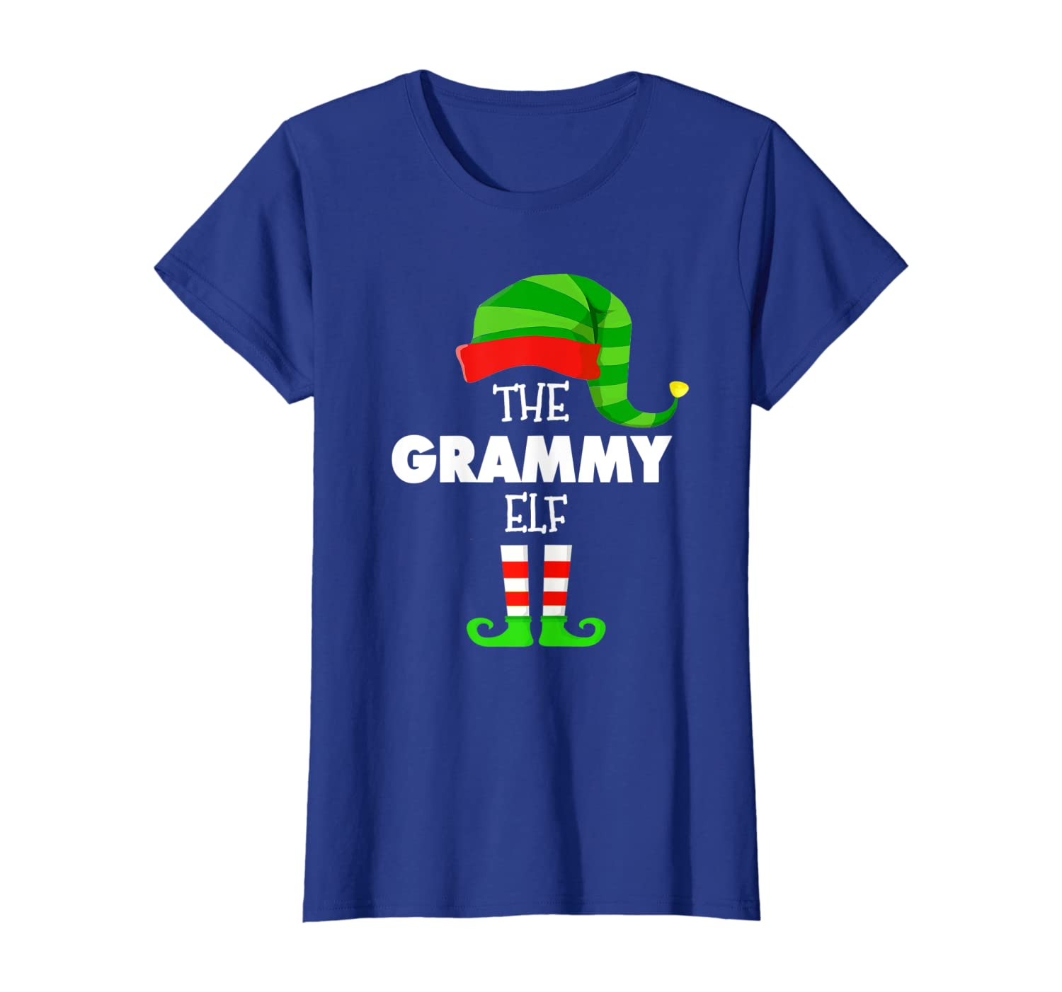 The GRAMMY ELF Group Matching Family Christmas PJS T-Shirt