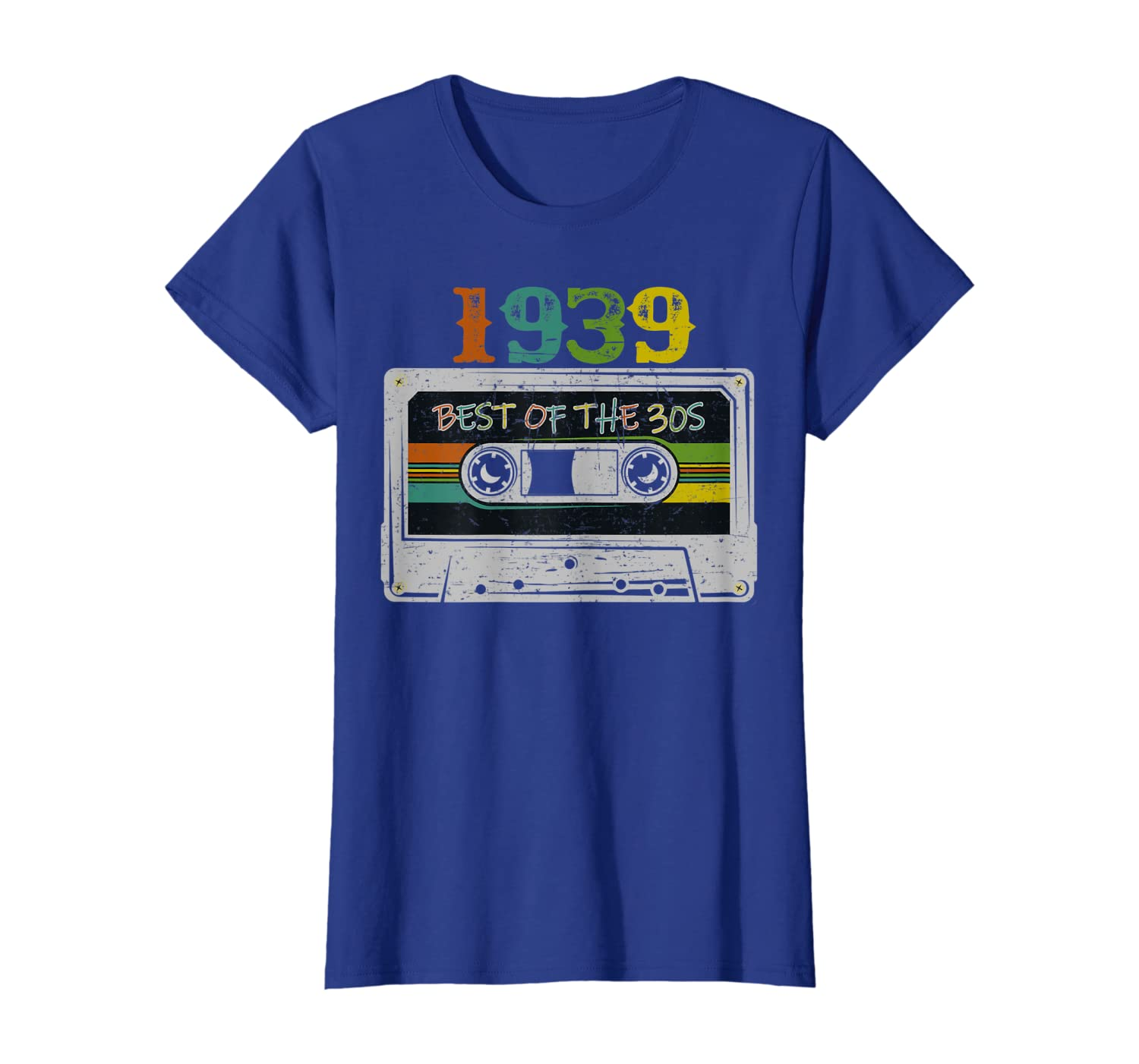 80 Years old, Made in 1939, Best of the 30s, 80th Birthday T-Shirt