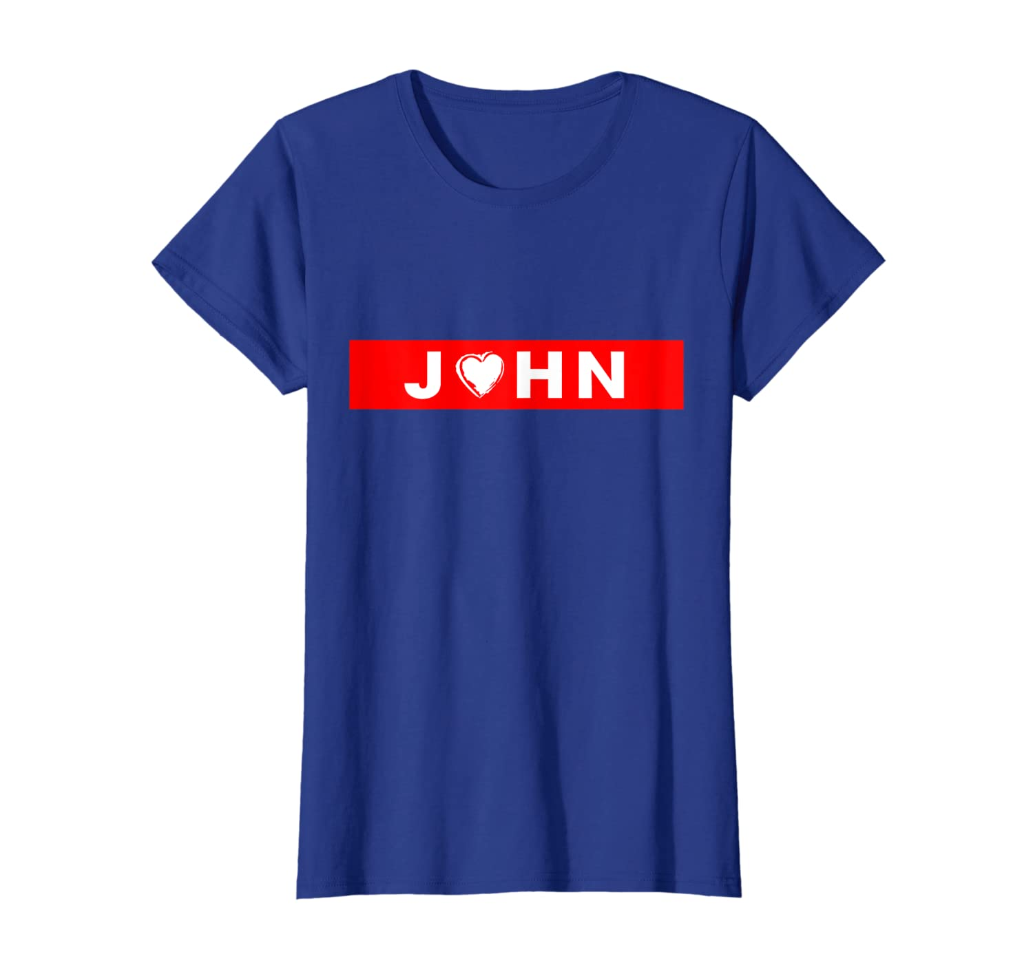 Personalized Birthday Gift For Person Named John  Shirt T-Shirt