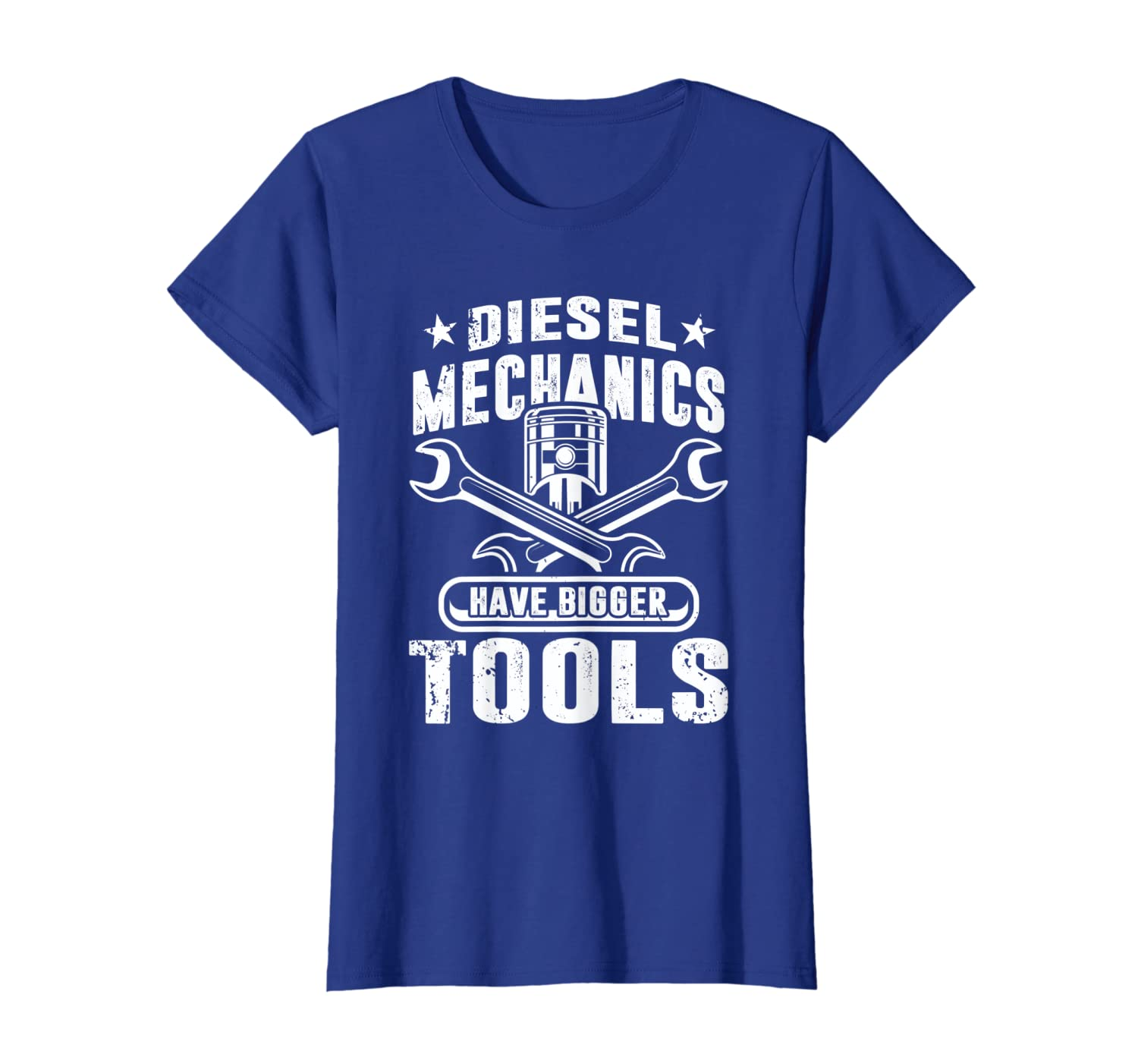 Diesel Mechanics have bigger Tools gift T-Shirt