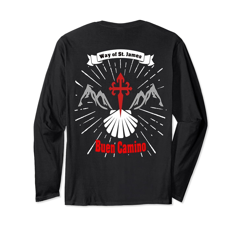 Saint James Buen Camino Way To Santiago De Compostela Gift Shirts
