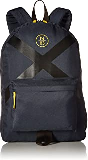 Nautica Men's J-Class Water Resistant Nylon Laptop Backpack