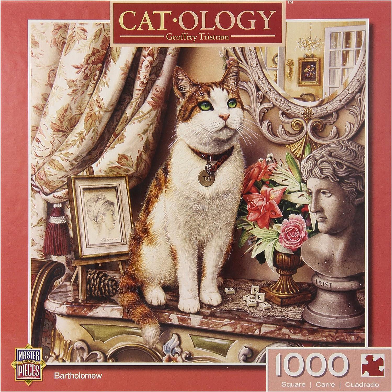 Masterpieces Catalogy Bartholomew Jigsaw Puzzle, 1000Piece