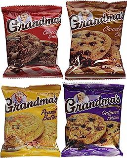 Grandmas Big Cookie Variety Pack, 33 count