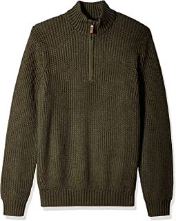 Men's Rock Ridge 1/4 Zip Long Sleeve Sweater
