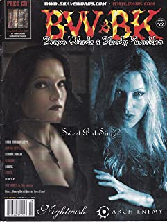 Brave Words & Bloody Knuckles No. 62 August 2002: Sweet but Sinful