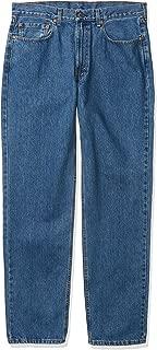 Calça Jeans Levis Masculina 505 Regular Azul Média