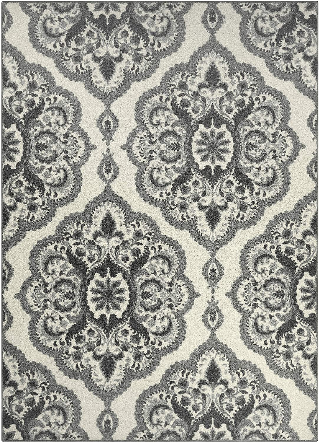 sold out Maples Rugs Vivian Medallion Area Genuine Free Shipping for Room Living Bedroom