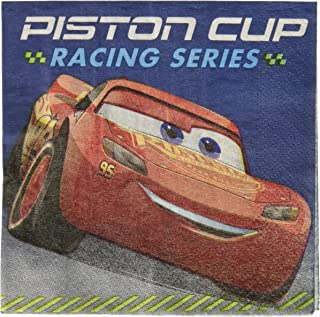 Cars 3 Beverage Napkins