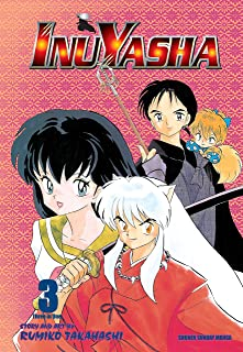 Inuyasha, Vol. 3 (VIZBIG Edition) (3)