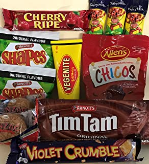 Best australian candy and snacks Reviews