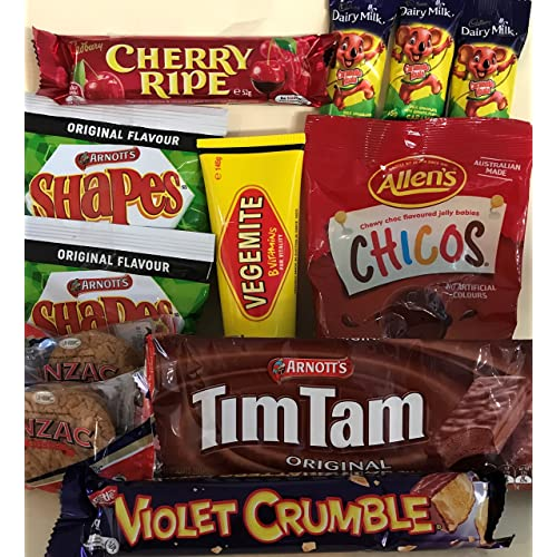 Australian Food and Snacks: Amazon.com