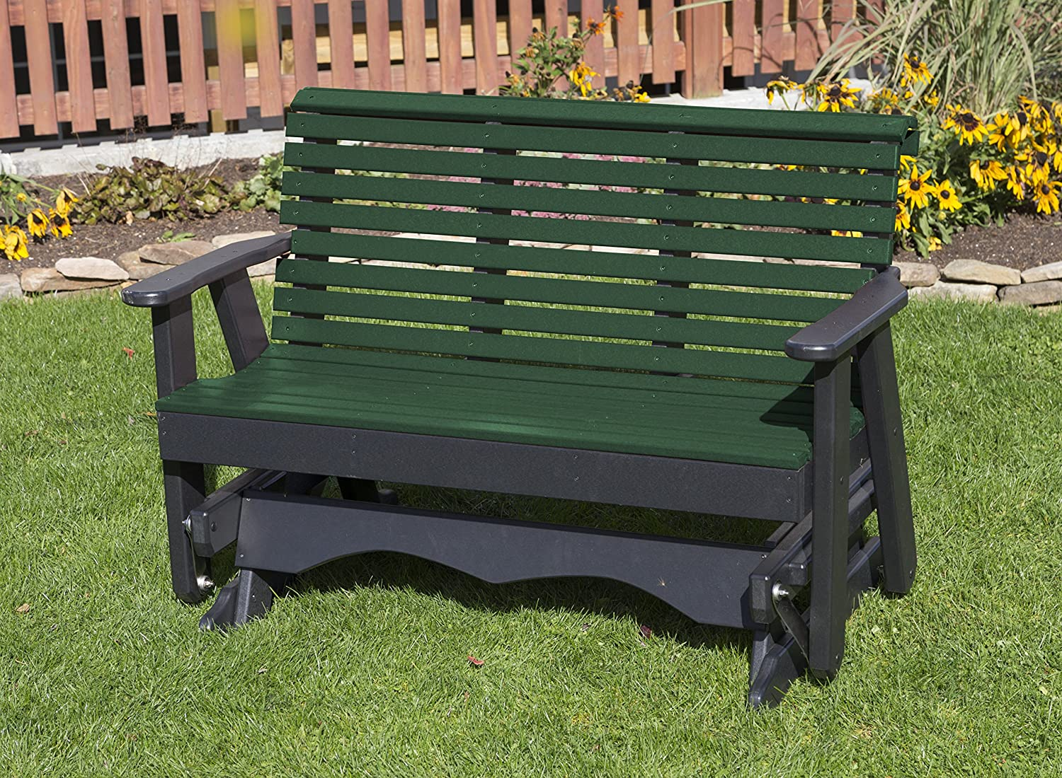Ecommersify Inc 5FT-Turf Green-Poly Lumber Back Porch sale ROLL Branded goods Glide