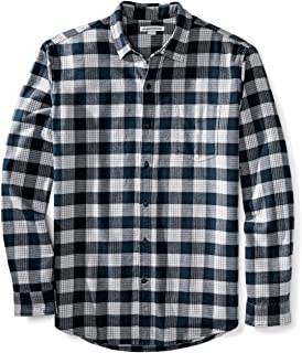 Best mens maroon flannel shirt Reviews