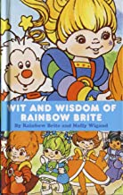 Wit and Wisdom of Rainbow Brite Book