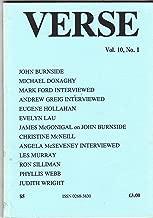 Verse, Vol. 10, No. 1, Spring 1993