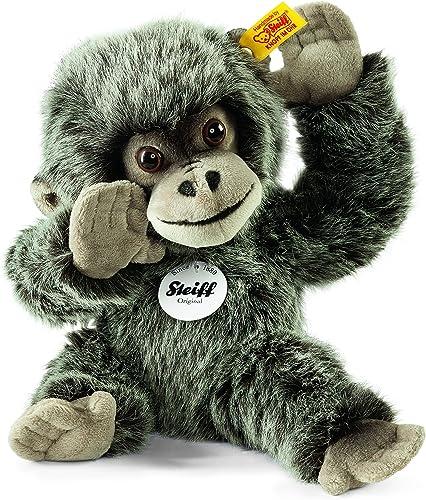 envío gratuito a nivel mundial Steiff Steiff Steiff - Peluche Gorila, 25 cm (62292)  primera vez respuesta