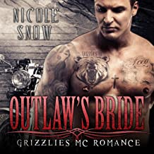 Outlaw's Bride: Grizzlies MC Romance Series #3