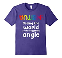 Special Needs Tea Student Gift Autism Awareness Month Shirts Purple