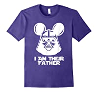 Fa Funny Sci Fi Movie Parody Shirts Purple