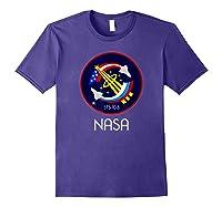 Approved Nasa Shirts Purple