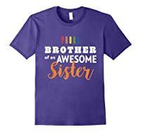 Proud Brother, Gay Pride Lgbt Shirts Purple
