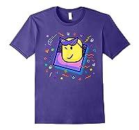 Radblox T-shirt Purple
