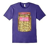Antidepressant Cat Tshirt Kitty Happy Pills Cute Purple