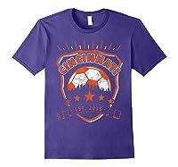 Vintage Cincinnati Soccer Sport Fan Gift Idea Fc 513 Shirts Purple