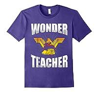 Wonder Tea Funny Tea Life Shirts Purple