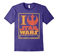 S Rebel Alliance Love Shirts Purple