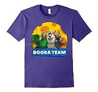 Booba Team Friendship Cheese For Girls Birthday Gift Shirts Purple