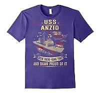 Anzio Cg 68 Shirts Purple