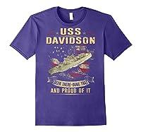 Davidson Ff 1045 Shirts Purple