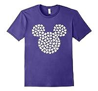 Disney Mickey Mouse Shamrocks St Patrick S Day T Shirt Purple